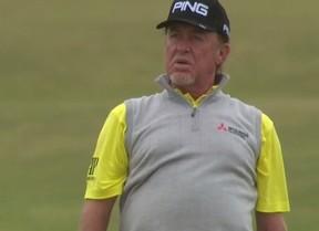 Jiménez (-12) gana en la cuna del golf en un final de infarto