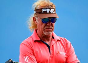 Miguel Ángel Jiménez, preparado para brillar otro año en el PGA Champions Tour