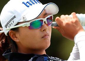 Jin Young Ko va directa hacia la victoria en Australia con cuatro golpes de ventaja