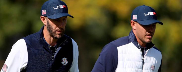 Woods cuenta con Dustin Johnson y duda sobre Koepka para la President´s Cup