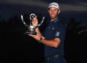 Dustin Johnson gana con -30, se hace con el número uno y suma 22 victorias PGA