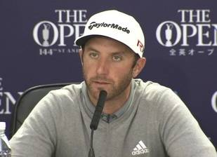 Dustin Johnson no ir� a R�o
