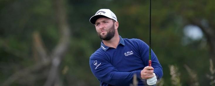 Rahm sigue empeñado en hacernos disfrutar del golf al máximo y ya es colíder con -11 tras una segunda vuelta espectacular