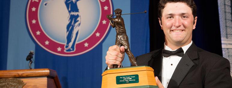 Jon Rahm hace historia al lograr su segundo trofeo Ben Hogan