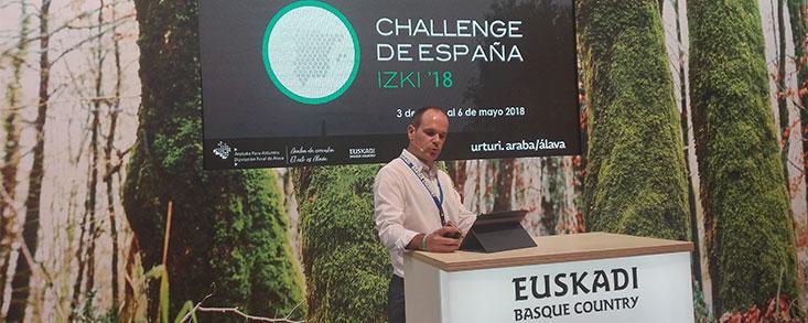 Izki Golf volverá a acoger el Challenge de España este año
