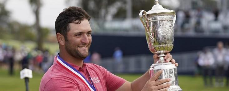 Jon Rahm logra su primer Major y el primer U.S. Open del golf español