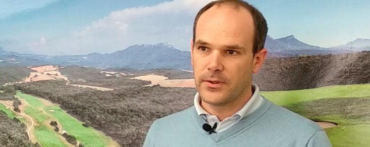 'Izki Golf estará más bonito que el año pasado'
