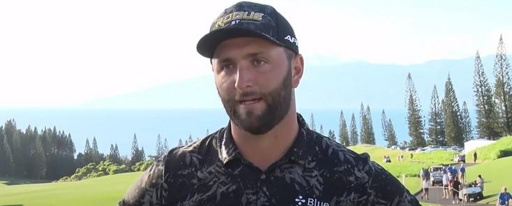 Jon Rahm elegido Jugador del año por el PGA of America