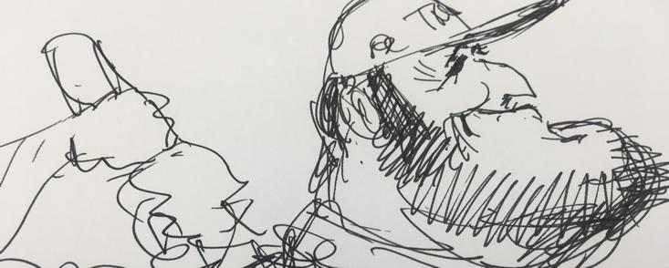 José María Gallego: 'Admiro muchísimo a Rahm, cómo se retuerce y cómo pega'