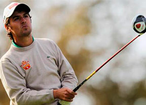 Jordi García del Moral, único bajo par en Golf Maioris
