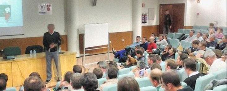 VI Seminario internacional sobre biomecánica y técnica de golf