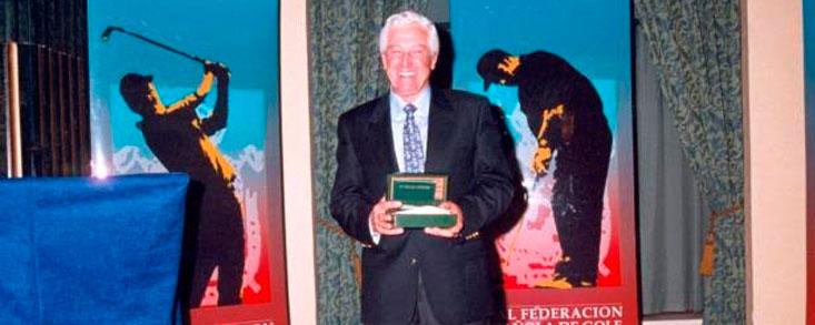 Fallece José Gallardo, ilustre profesional del golf español