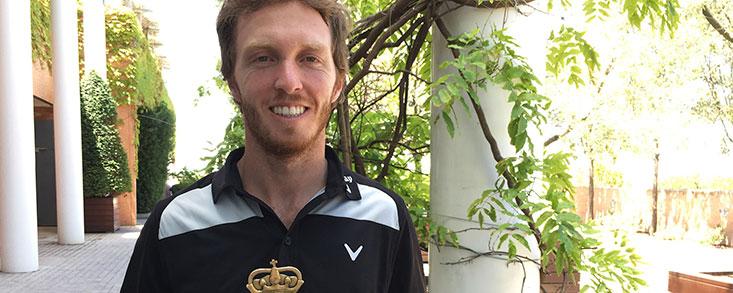 Jacobo Pastor logra el triunfo en Golf Santander con 68 golpes