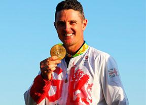 Justin Rose, campeón olímpico 112 años después