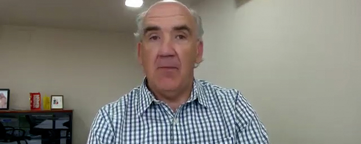 Juan Arcocha, director general de Forenex: 'Los cursos son ya referencia nacional e internacional'