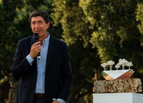 Decidido apoyo institucional al Estrella Damm N.A. Andalucía Masters