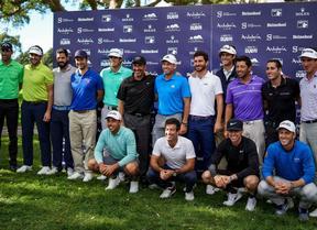 Finalmente diecisiete jugadores españoles participan en el Andalucía Valderrama Masters