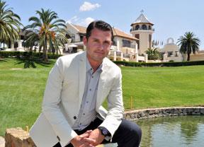 Julián Romaguera, nuevo director general de Los Naranjos GC