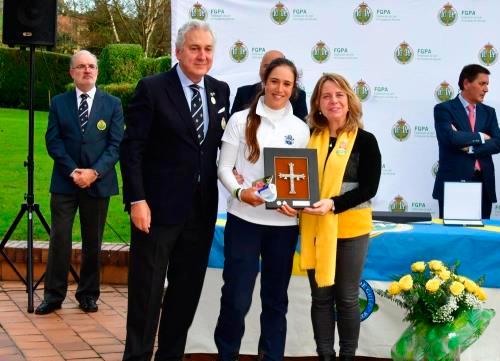 Julia López gana la Copa del Principado de Asturias