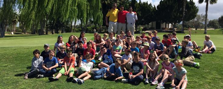 El Programa Golf Joven sigue brillando en Andalucía