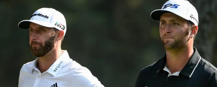 Partidazo para Jon Rahm en las dos primeras jornadas del PGA Championship