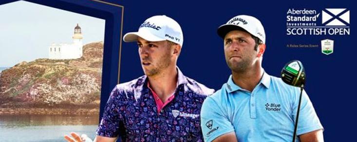 Rahm y Thomas confirmados para jugar una semana antes del Open Championship