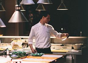 Arte gastronómico japonés en Finca Cortesín