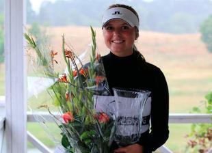 La amateur Kajsa Arwefjall se lleva el GolfUppsala Open