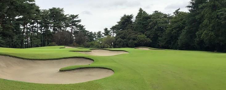 El Club de Campo Kasumigaseki, un gran recorrido a la altura del torneo