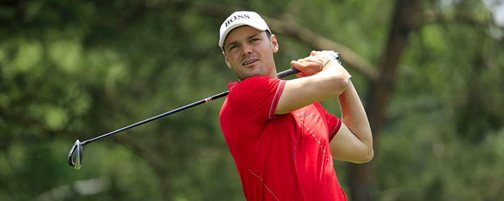 Martin Kaymer aprovecha la jornada del movimiento para quedarse solo al frente del The Memorial Tournament