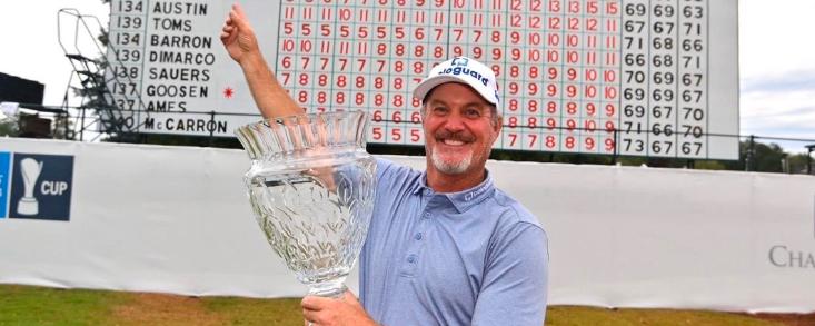 Jerry Kelly firma su tercera victoria del año ganando el SAS Championship