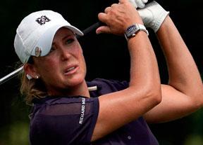 Cristie Kerr asume el mando en Malasia con Carlota Ciganda a siete golpes