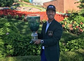 Segunda victoria de Kevin Na desde 2011