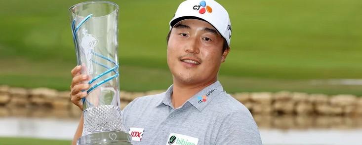 K.H. Lee logra su primer torneo en el PGA Tour con -25 y con Rafa Cabrera y Jon Rahm 21º y 34º