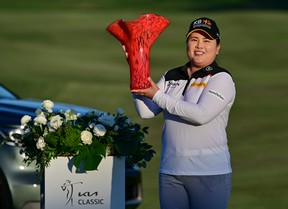 Inbee Park consigue su 21º victoria en su primer torneo del año
