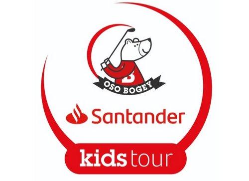 ¡El Oso Bogey Santander Kids Tour, en juego!