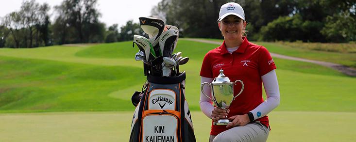 Kim Kaufman ya manda en Indiana