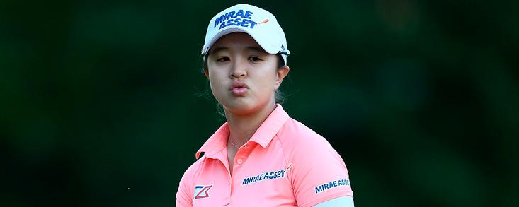 Sei Young Kim, con -24, ya piensa en el récord de Annika Sorenstam