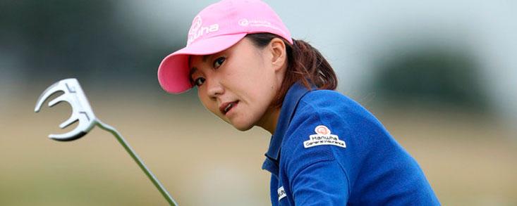 In Kyung Kim consigue su primer Major en Escocia, Ciganda y Muñoz acaban Top 25