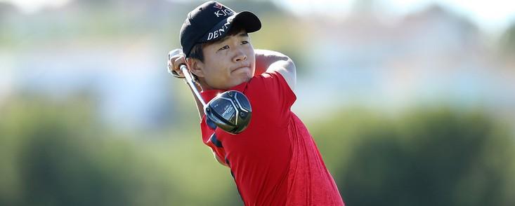 Una victoria de récords para Minkyu Kim