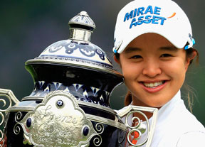 Sei Young Kim logra la victoria en la final frente a Ariya Jutanugarn por 1up