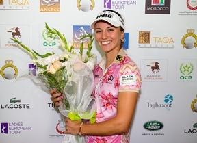 Primera victoria checa en el Ladies European Tour