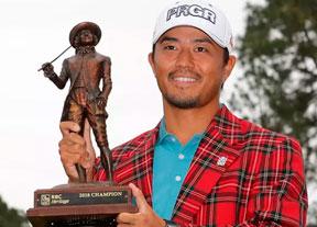 Satoshi Kodaira se estrena en la PGA