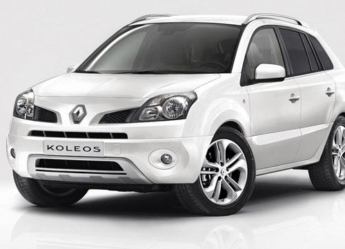 Estilo atemporal con el Renault Koelos