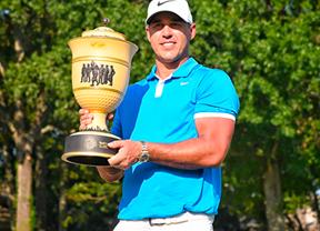 Brooks Koepka consigue en Memphis su primer título en los WGC