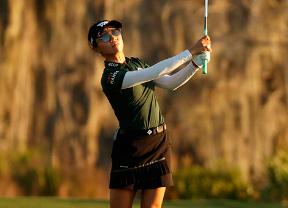 Dos golpes de ventaja le dan a Lydia Ko el liderato del Gainbridge LPGA