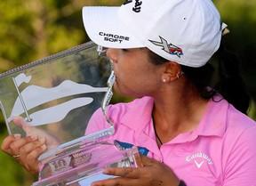 Nueva victoria de Lidya Ko en la LPGA que agranda su leyenda