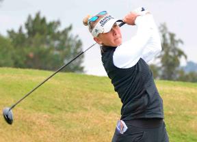 Jessica Korda toma distancia y lidera el Hugel-Air Premia LA Open