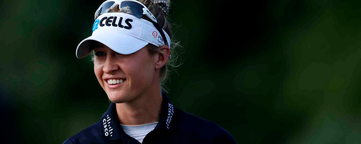 Nelly Korda toma las riendas del KPMG Women's PGA Championship
