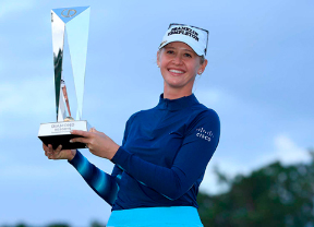 El primer torneo del LPGA Tour en 2021 se salda con victoria de Jessica Korda